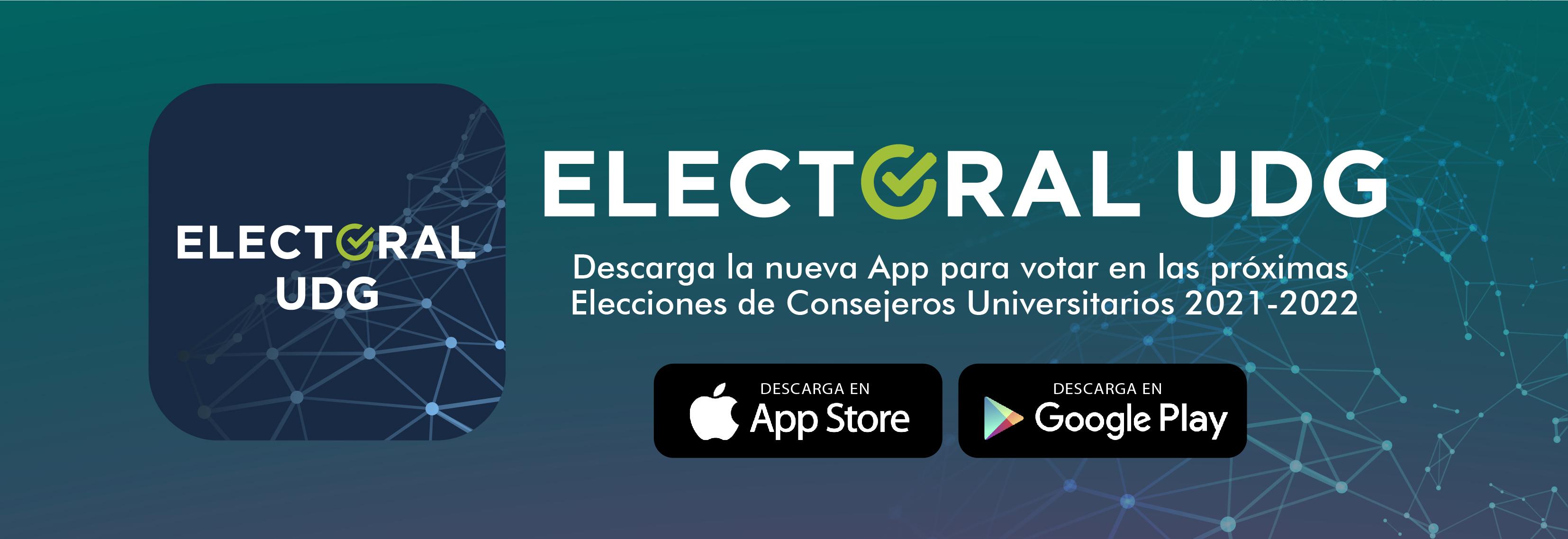 Descarga APP ELECTORAL